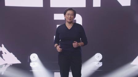 AMD全新的CPU核心ZEN 3发布!
