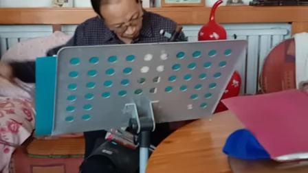 樊姐演唱龙凤呈祥选段,京胡李明武,司鼓王作祥演