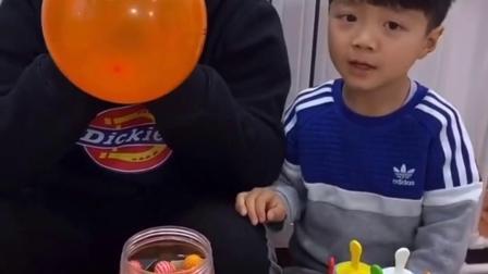 童年趣事:妈妈西瓜糖的盖子找不到了怎么办