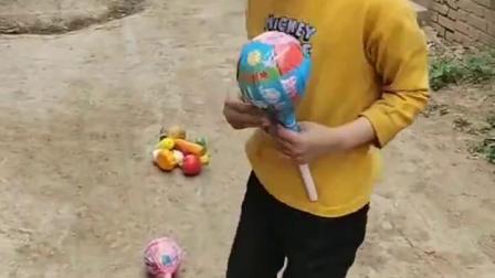 儿童小零食:路上有棒棒糖