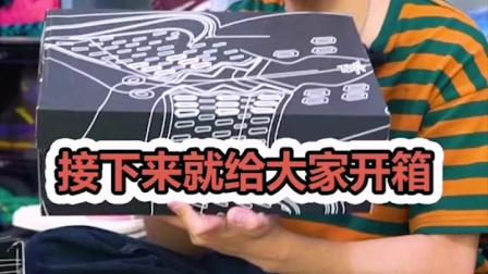 海绵宝宝系列,联名欧文2开箱,这款非常考验搭配
