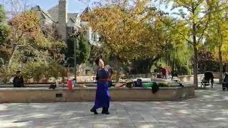 广场舞~扎嘎拉雪山