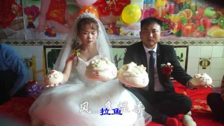 刘海壮与郝贝的婚礼