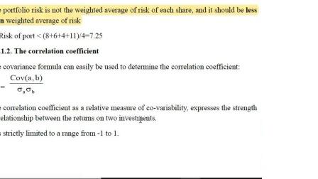 金立品ACCA AFM(P4)Chapter 1:capital cost and structure and dividend policy (1)