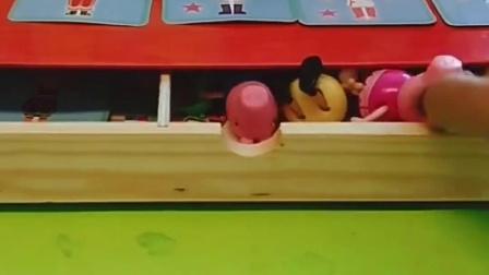 佩奇乔治他们都在干啥,猪爸爸猪妈妈他们都家,都躲在被窝里吗?