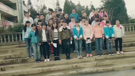 木桑与贞丰职校的同学们啊。