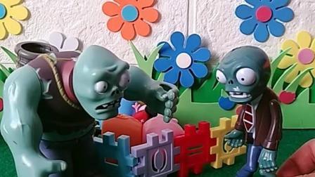 僵尸抓走了佩奇和爸爸妈妈,乔治自己要想办法,去找奥特曼帮忙