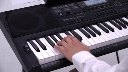 一起跳恰恰#卡西欧电子键盘大赛#演奏示范