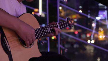 林俊杰《交换余生》 唯音乐创作 乌托邦吉他北极星x口琴