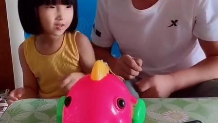 童年趣事:宝贝到底想吃什么呀