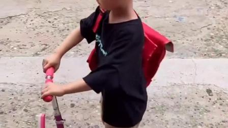 童年趣事:妈妈不要我了,好伤心