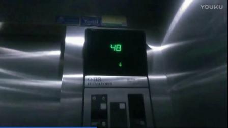 【经典再现】武广大厦高区单层及双层电梯(原视频优酷已丢失)