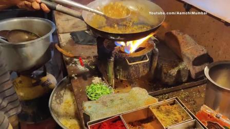 芬味特色恶魔黄金蛋炒饭印度街边小吃
