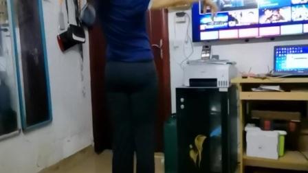 形体舞是女人的一种体态与气质