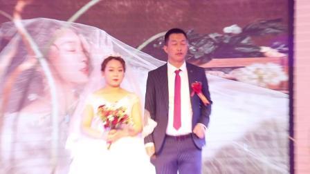 冯磊&李娜婚礼