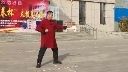 冷仁山文圣拳