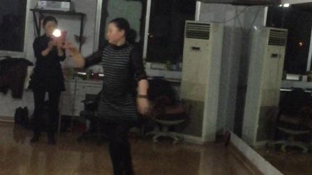 201411李琴老师首秀chachacha