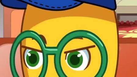 蜜小桃和黄大蕉:儿子被强行喂狗粮太让人心疼了搞笑动画