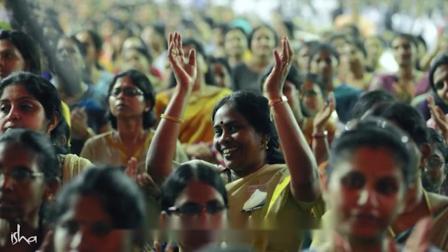 Isha瑜伽-萨古鲁:你内在的感觉有多好才是最重要的