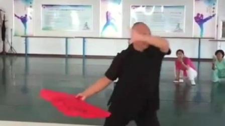 朱强老师的六艺扇三