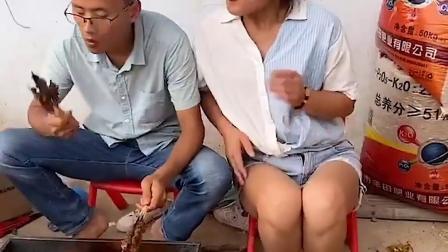趣味童年:妈妈和爸爸在这干嘛呢