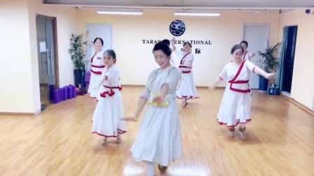 『舞蹈展示』印度舞卡塔克古典舞《我的爱人》MV版【杭州太拉国际东方舞&印度舞培训漫漫老师】