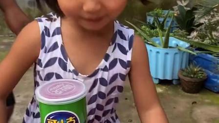 美好的童年:爸爸不听话,整一下他