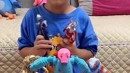 趣味童年:用魔法把怪兽都杀掉