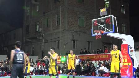 前坑回族村昭灵殿吴千岁杯首届篮球邀请赛