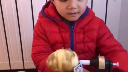 旋转吧土豆,看我的