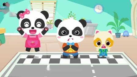 宝宝巴士蜜蜜和伙伴们 第33集:玩具汽车比赛,创意大改装,乐趣满满