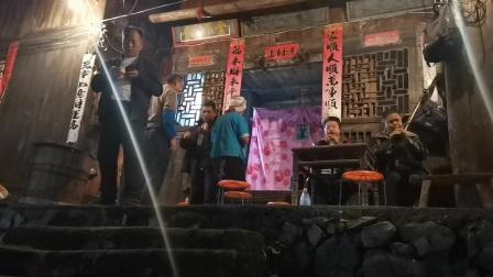 贵州凯里大风洞毛栗庄唢呐