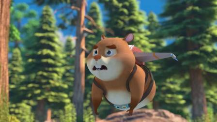 熊出没:天才威搞砸洞洞幺的第一次约会,竟还大呼小叫!