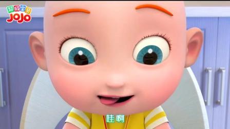 《超级宝贝jojo》一起动手做做粽子吧!
