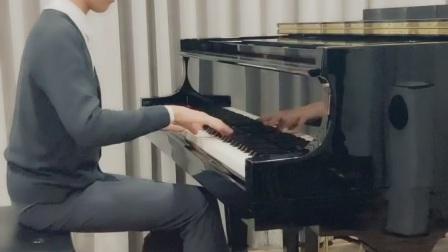 贝多芬奏鸣曲-黎明(第一乐章)