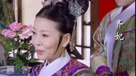 甄嬛传:妃嫔出场合集,个个都美丽