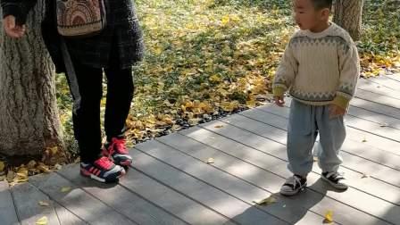 秋冬季在户外玩玩也是蛮舒服的