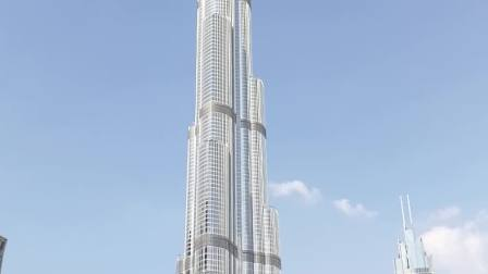 哈利法塔(Burj Khalifa Tower),原名迪拜塔,又称迪拜大厦或比斯迪拜塔,是世界第一高楼与人工构造物