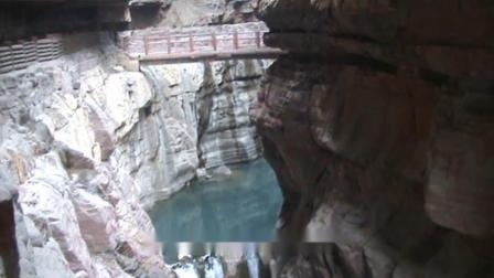 冬季游云台山红石峡