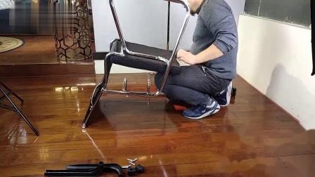 AEY办公椅安装视频-通用版