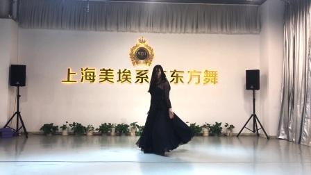 上海专业肚皮舞教学  学员展示《想你的夜》