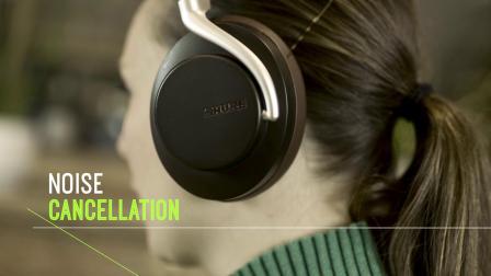 AONIC 50 无线降噪头戴式耳机 为在家视频会议提供高品质音频体验
