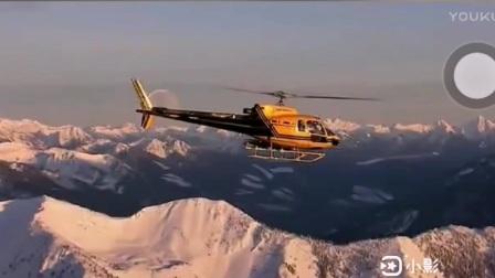 三星手机开机画面  直升机篇