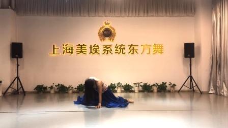 上海专业肚皮舞教学  学员展示  《人性已丧失》