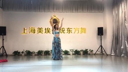 上海专业肚皮舞教学  学员展示  《NELLY》