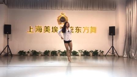 上海专业肚皮舞教学  学员展示  《想你的夜》