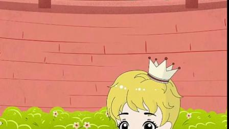 王子他们捉迷藏,女巫也来了,小朋友快来看看