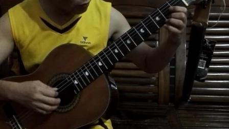 古典吉他名曲《小罗曼斯》