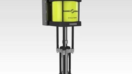 全新Azur™无气柱塞泵创新技术-自紧密封组件