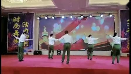 藏舞《毛主席的光辉》